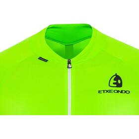 Etxeondo Entzun Maillot manches courtes Homme, green fluor